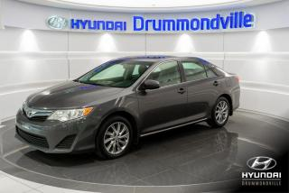 Used 2014 Toyota Camry LE + GARANTIE + TOIT + MAGS +  CAMERA for sale in Drummondville, QC