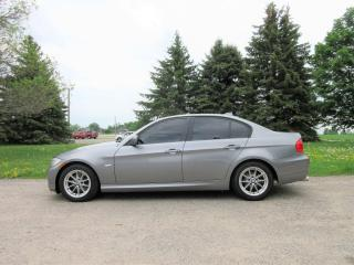 Used 2011 BMW 3 Series 323i 6 Cylinder Luxury Sedan for sale in Thornton, ON