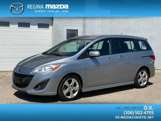 Used 2017 Mazda MAZDA5 GT for sale in Regina, SK