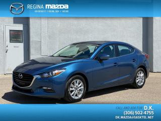 Used 2017 Mazda MAZDA3 GS for sale in Regina, SK