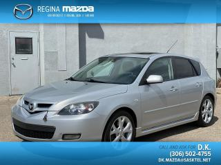 Used 2007 Mazda MAZDA3 GS for sale in Regina, SK