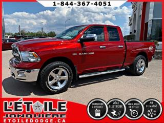 Used 2011 RAM 1500 Cabine quad 4x4 Big Horn V8 for sale in Jonquière, QC