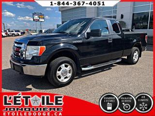 Used 2009 Ford F-150 Cabine Super 4x4 XL Air Climatisé for sale in Jonquière, QC