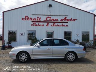 Used 2005 Hyundai Sonata GL for sale in North Battleford, SK