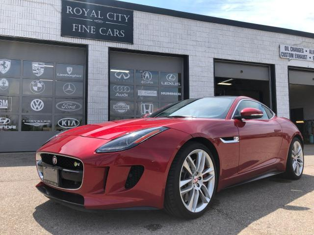 2015 Jaguar F-Type V8 R Supercharged 550HP RWD
