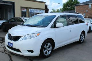 Used 2012 Toyota Sienna LE 8 PASSENGERS for sale in Brampton, ON