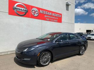 Used 2013 Lincoln MKZ 4dr AWD Sedan for sale in Edmonton, AB