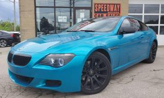 Used 2004 BMW 6 Series 645CI for sale in Oakville, ON