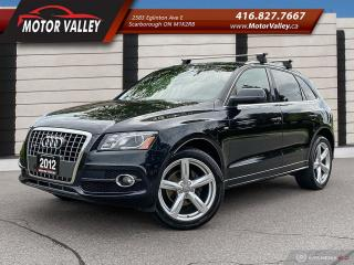 Used 2012 Audi Q5 Quattro 2.0L Premium Plus Navigation / Camera! for sale in Scarborough, ON