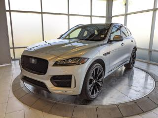 Used 2019 Jaguar F-PACE Original MSRP $81495 - Over $21000 in Savings! for sale in Edmonton, AB