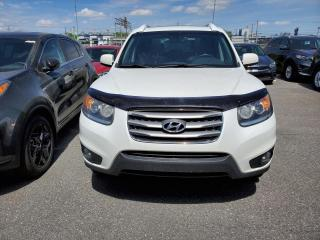 Used 2012 Hyundai Santa Fe Limited V6 AWD ** NAVI / CUIR / TOIT for sale in St-Hyacinthe, QC