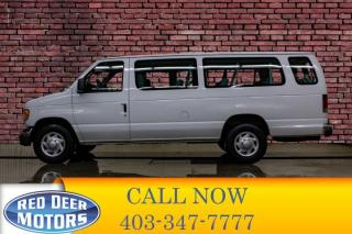 Used 2003 Ford E350 XLT 15 Passenger for sale in Red Deer, AB