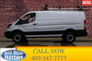 Used 2017 Ford Transit T-150 Low Roof Cargo Van Diesel BCam for sale in Red Deer, AB