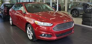 Used 2013 Ford Fusion SE, NAVI, BACKUP CAM for sale in Edmonton, AB