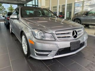 Used 2012 Mercedes-Benz C-Class C300, AWD for sale in Edmonton, AB
