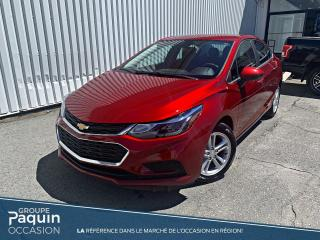Used 2017 Chevrolet Cruze LT BAS KILOMÉTRAGE for sale in Rouyn-Noranda, QC
