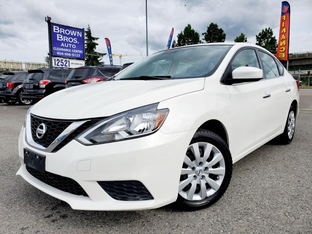 2016 Nissan Sentra SV, LOCAL, NO ACCIDENTS