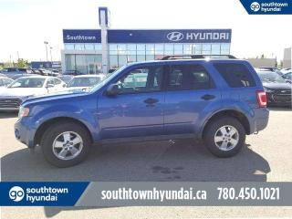 Used 2009 Ford Escape XLT/4WD/BLUETOOTH/CRUISE CONTROL/POWER OPTIONS for sale in Edmonton, AB