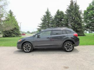 Used 2014 Subaru XV Crosstrek AWD 2.0 Premium for sale in Thornton, ON