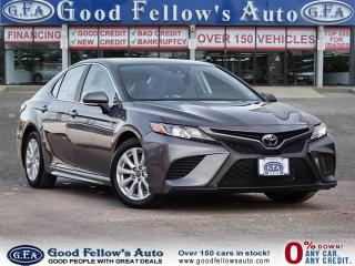 Used 2019 Toyota Camry SE MODEL, RAERVIEW CAMERA, HEATED & POWER SEATS for sale in Toronto, ON