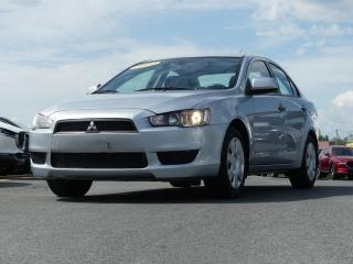 Used 2009 Mitsubishi Lancer BERLINE / AIR CLIMATISE for sale in St-Georges, QC