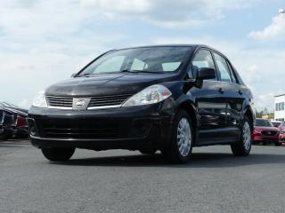 Used 2008 Nissan Versa BERLINE / AUTOMATIQUE for sale in St-Georges, QC