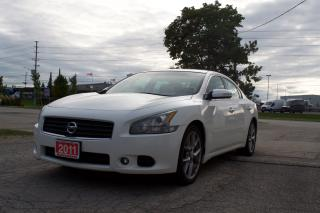 Used 2011 Nissan Maxima 3.5 SV for sale in Kitchener, ON