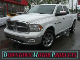 Used 2012 RAM 1500 Laramie 4WD Crew for sale in London, ON
