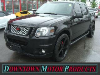 Used 2008 Ford Explorer Sport Trac Adrenalin Limited 4WD for sale in London, ON
