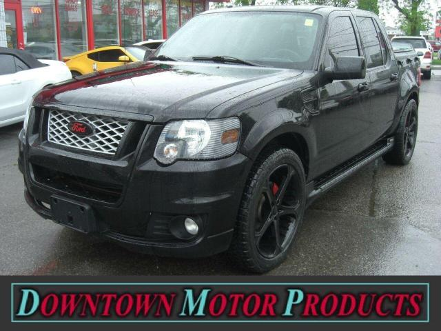 2008 Ford Explorer Sport Trac Adrenalin Limited 4WD