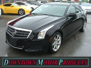 Used 2014 Cadillac ATS RWD for sale in London, ON