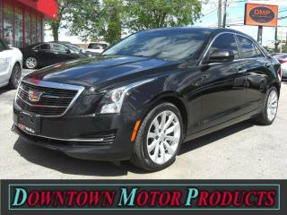 Used 2017 Cadillac ATS AWD for sale in London, ON