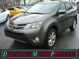 Used 2015 Toyota RAV4 LIMITED AWD for sale in London, ON