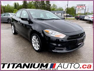 Used 2013 Dodge Dart SXT+Turbo+A/C+Cruise Control+6 Speed Manual Trans. for sale in London, ON