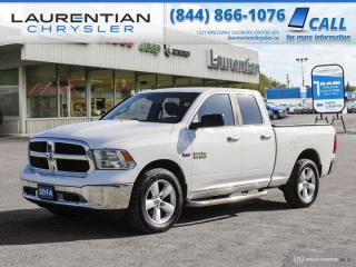 Used 2014 RAM 1500 SLT!!  AIR CONDITIONING!!  4WD!!  QUAD CAB!! for sale in Sudbury, ON