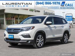 Used 2017 Honda Pilot Touring!!  COOLED SEATS!!  NAVIGATION!!  AWD!! for sale in Sudbury, ON