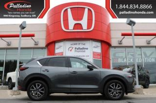 Used 2018 Mazda CX-5 GT- ALL WHEEL DRIVE,HEATED LEATHER SEATS, HEATED STEERING WHEEL for sale in Sudbury, ON