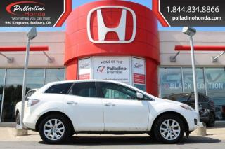 Used 2007 Mazda CX-7 GS- AS/IS for sale in Sudbury, ON