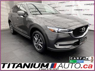 Used 2018 Mazda CX-5 GT+AWD+GPS+Leather+Blind Spot+Power Lift Gate+Sun for sale in London, ON