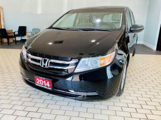 Used 2014 Honda Odyssey EX I 8 PASSENGER for sale in Brampton, ON