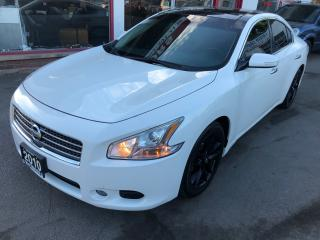 Used 2010 Nissan Maxima 3.5 SV for sale in Hamilton, ON