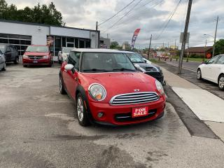 Used 2011 MINI Cooper Classic for sale in Scarborough, ON