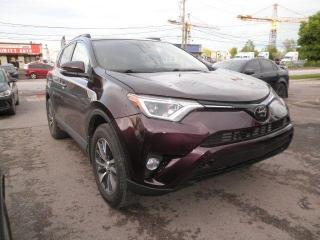 Used 2017 Toyota RAV4 XLE for sale in Brampton, ON