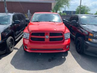 Used 2013 RAM 1500 Express**4X4*Low KMS*Rearview Cam** for sale in Hamilton, ON