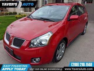 Used 2010 Pontiac Vibe w/1SB for sale in Hamilton, ON