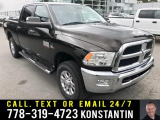Used 2014 RAM 3500 4WD Crew Cab 149 SLT for sale in Maple Ridge, BC