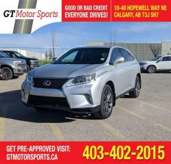 Used 2013 Lexus RX 350 F Sport for sale in Calgary, AB