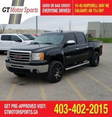 Used 2013 GMC Sierra 1500 SLE for sale in Calgary, AB