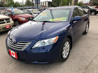Used 2008 Toyota Camry Hybrid for sale in Scarborough, ON
