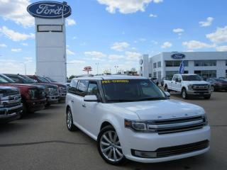 Used 2016 Ford Flex limited for sale in Lacombe, AB